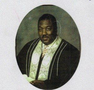 Rev. Michael Sykes
